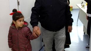 Mersin'de 5 yaşındaki çocuğun böbreğindeki taş çıkarıldı