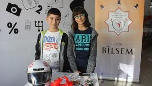 Motokask projesi Türkiye birincisi oldu