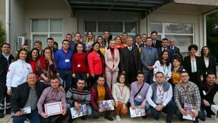 Arnavut sağlık çalışanlarına İzmir'de eğitim