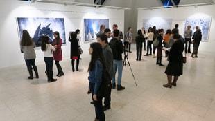 Astana'da fotoğraf sergisi