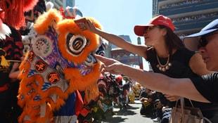 Avustralya'da Horoz Yılı kutlamaları