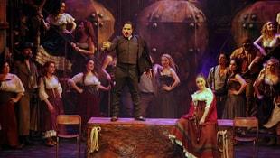 Carmen operası sanatseverlerle buluştu