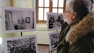 Edirne'deki Büyük Sinagog'da Cuma, Cumartesi, Pazar sergisi
