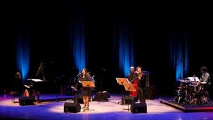 Ensemble Olivinn İstanbul'da konser verdi