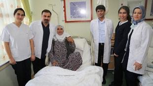 Kanser hastaları sıcak kemoterapiyle şifa buldu