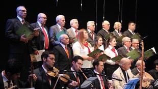 Kilis Musiki Cemiyeti'nin konseri