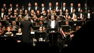 MDOB, Yunus Emre Oratoryosu'nu sahneledi