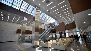 Mersin Şehir Hastanesinde hasta kabulüne başlanacak