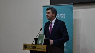Üsküp'te Osmanlı mezar taşları konferansı