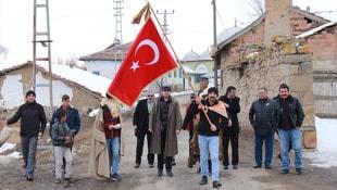 Yozgat'ta saya gezme etkinliği yapıldı