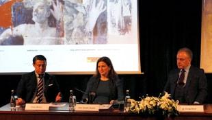 Bir Bosna Alegorisi resim sergisi
