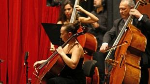 ÇDSO'dan Yaylı Çalgılar konseri