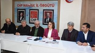 - CHP Manisa Milletvekili Biçer: