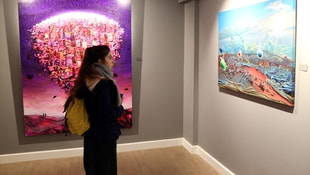 Far/ Close Space karma resim sergisi açıldı
