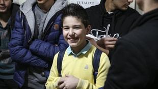 Hatay'da Mülteci Çocuklar Korosu kuruldu