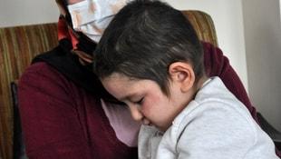 İlik nakli geciken minik kız görme yetisini kaybetti