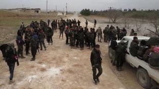 El Bab'ta TSK önderliğinde ÖSO askerleri ilerleyişini sürdürüyor