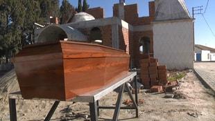 Tabut ve musalla taşı kalmayınca ölüm yasağı getirdi