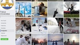 TÜ öğrencilerinden gülümseten fotoğraflar