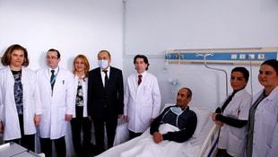 Türkiye'de akciğer nakli çalışmaları