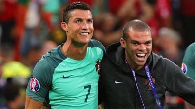 Ronaldo Beşiktaşa gelsin isterim