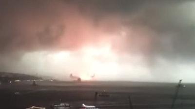 Haydarpaşa Limanında patlama