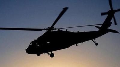 Niğdede helikopter kazası! 1 polis şehit...