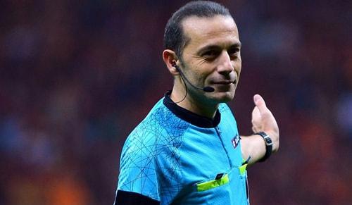 FIFAdan Cüneyt Çakır kararı! Dünya Kupası...