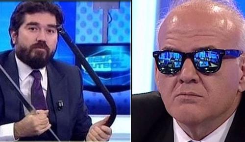 Ahmet Çakardan Rasim Ozan yorumu: Dangalak!