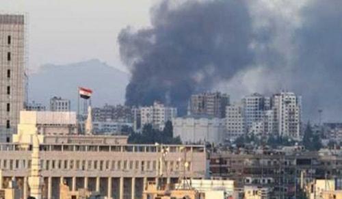 Büyükelçilik binasına şok saldırı