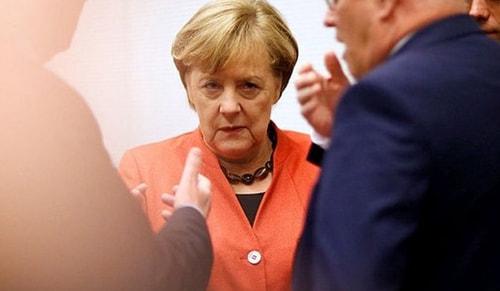 Angela Merkeli yıkan haber! İngilizler pusuya yattı