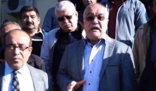 Gözyaşları içinde MHPden istifa ettiler