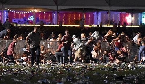 Las Vegas saldırısının bilgisi Trabzondan çıktı
