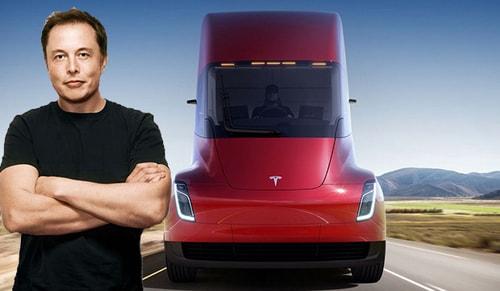 Teslanın o TIRının fiyatı belli oldu