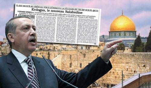 Kudüs'ün yeni Selahaddin Eyyubi'si Erdoğan