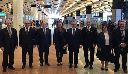 Limak 3. Havalimanı provasını Senegal'de yaptı