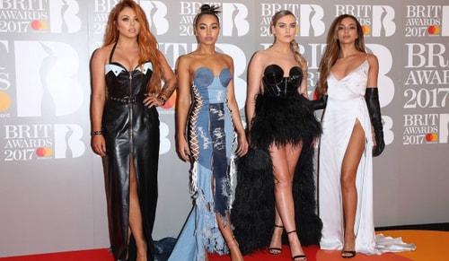 İngiltere'de düzenlenen Brit Awards 2017 sahiplerini buldu