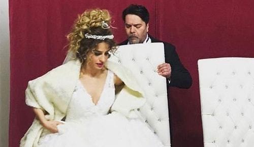 Beyazıt Öztürk Büşra Pekinle evlendi