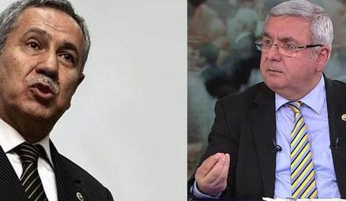 Mehmet Metinerden Bülent Arınç ve Suat Kılıça sert sözler!