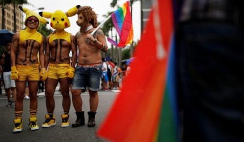 Eşcinsel evliliğe izin veren ilk Asya ülkesi oldular!