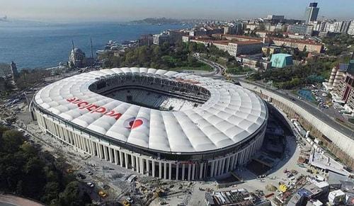 2019 Süper Kupa maçı  Vodafone Parkta!