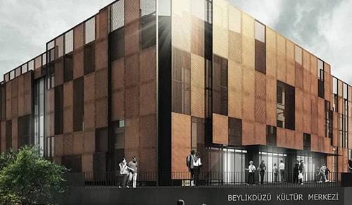 Beylikdüzü Atatürk Kültür ve Sanat Merkezi açılıyor!