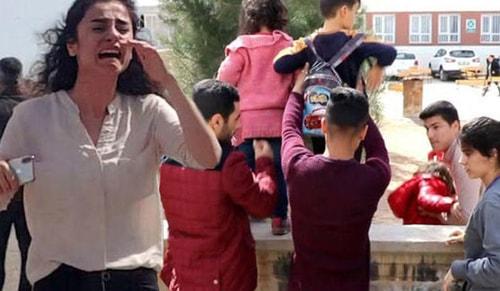Okulda silahlar patladı! Büyük panik...