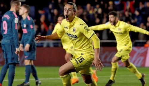Villarreali galibiyete Enes taşıdı