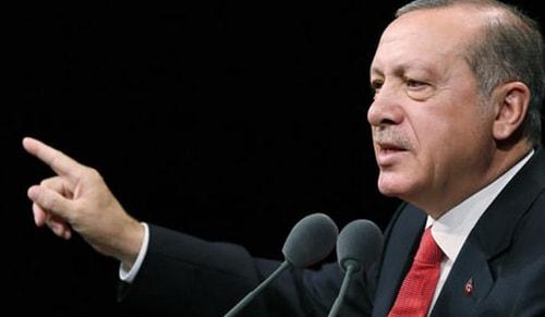 Erdoğandan Lavrova tokat gibi cevap