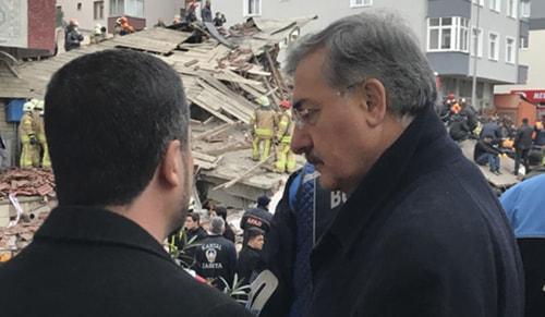 İstanbul AK Parti Kartal Belediye Başkan Adayı Ebubekir Taşyürek: Hepimizin canı çok yandı