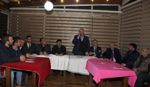 Başkan Adayı Mesut Üner: Çatalca organize tarım ile kalkınacak