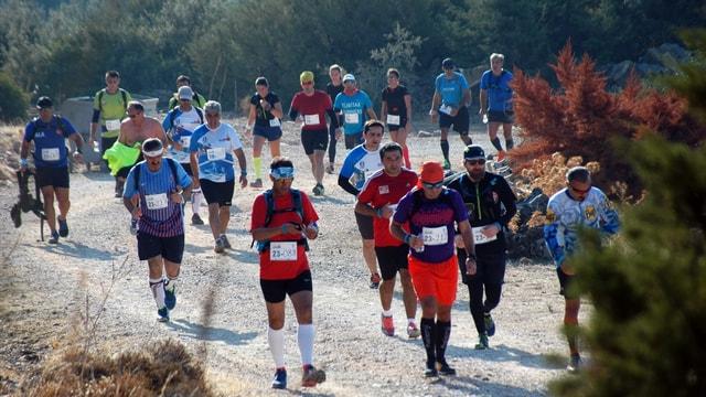 BodRUN Ultra Maratonu başladı