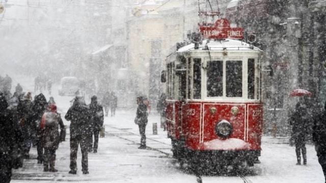 İstanbula ilk kar ne zaman düşecek?