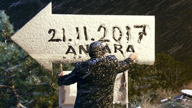 Türkiye karlar altında! ilk görüntüler geldi